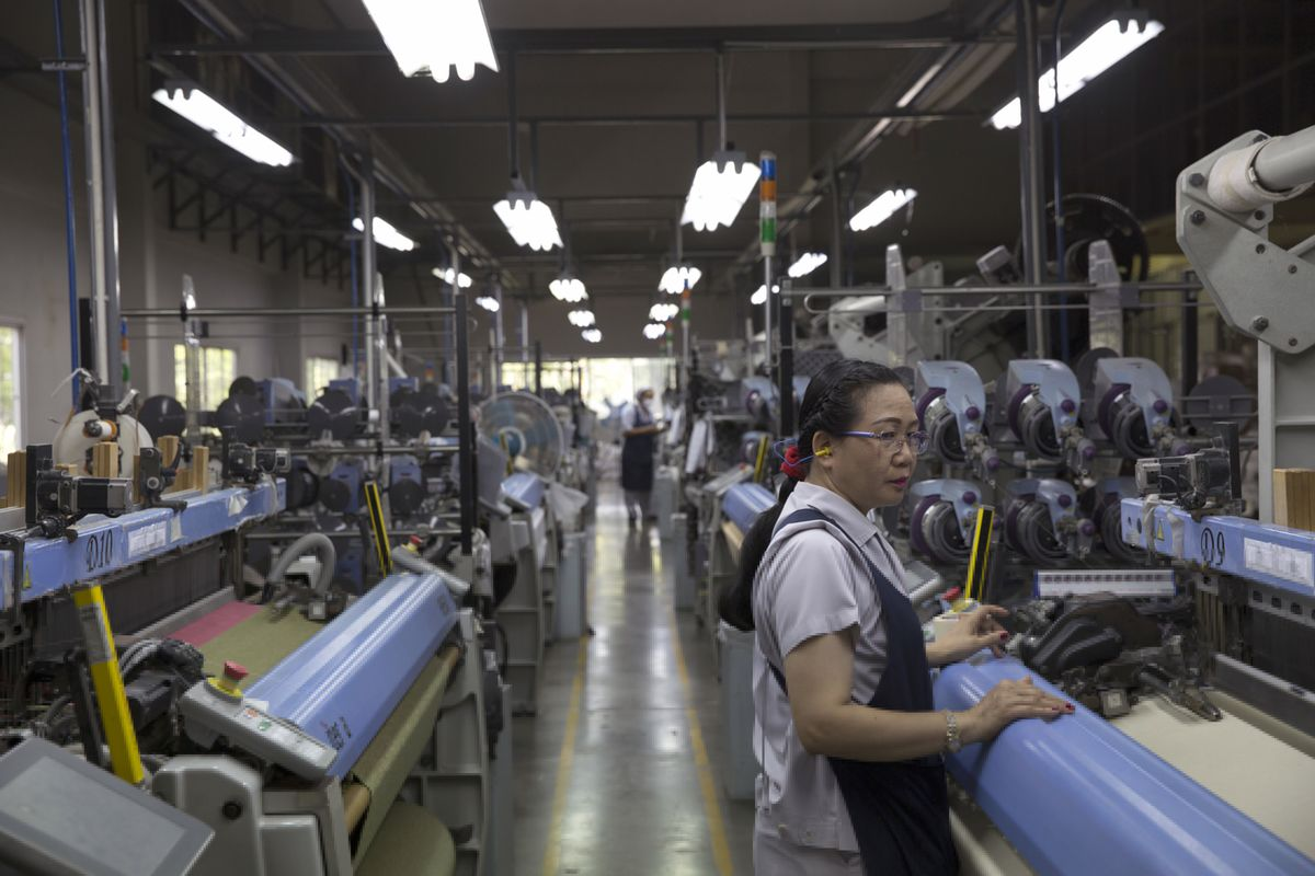 Trade War Bolsters Chinese Interest in Manufacturing in Thailand