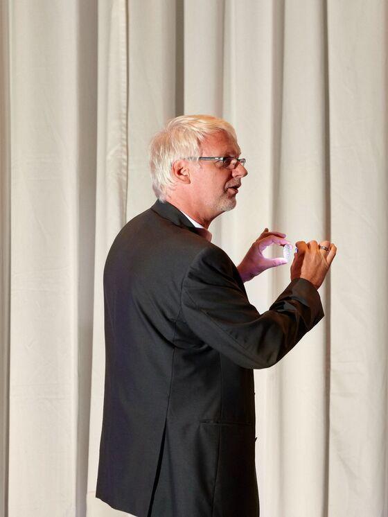 Disco-Dancing German's Secret Lab Could Disrupt Diamond Industry