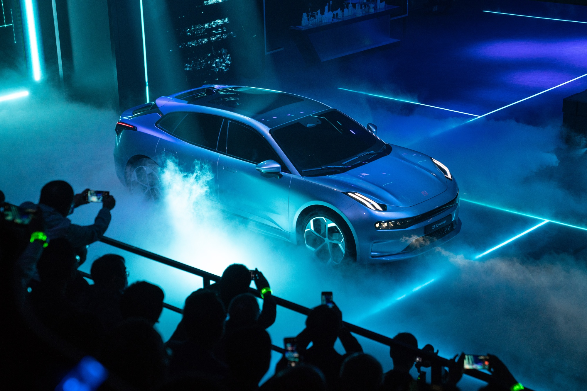 Geely Automobile Holdings Ltd. Unveils Electric Vehicle Platform