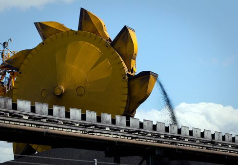 BHP Forecasts 10% Annual Output Growth on Iron Ore, Copper, Oil