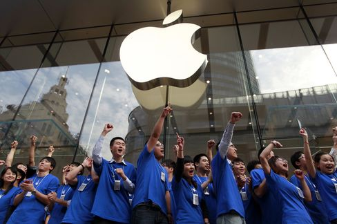 Apple Plans Further China Investment