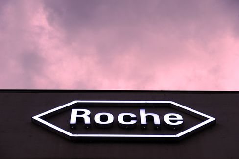 Cancer Tools Help Roche Push Ahead With Alzheimer's Drug