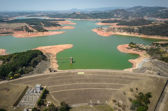 Global Energy Crisis Comes to Drought-Stricken South America