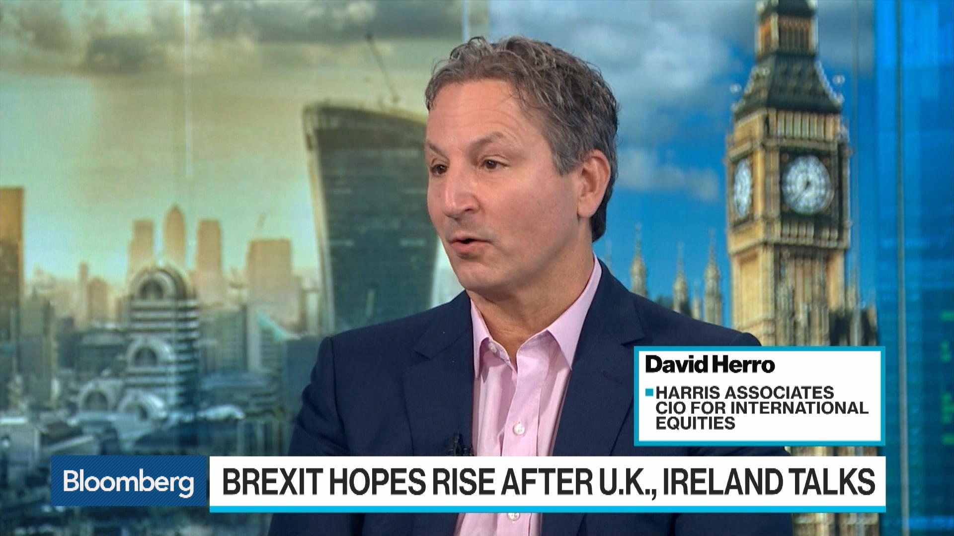 Brexit: Lloyds, RBS Both Have a 'Huge Brexit Discount,' Harris's Herro Says
