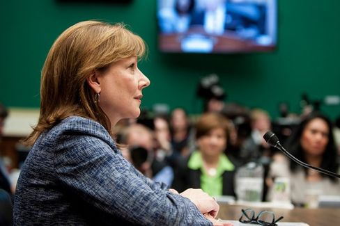 The One Important Thing GM CEO Mary Barra Told Congress