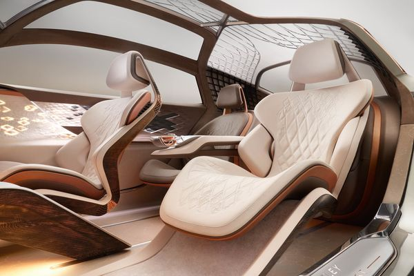 relates to Bentley's Car of the Future Is So Luxurious, It's Self-Chauffeured