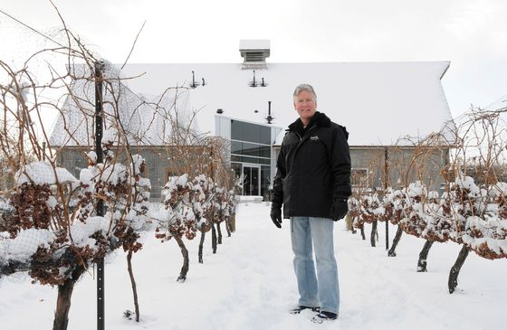 In World's Top Ice Wine Region, 2020 Vintage Will Be Rare Find