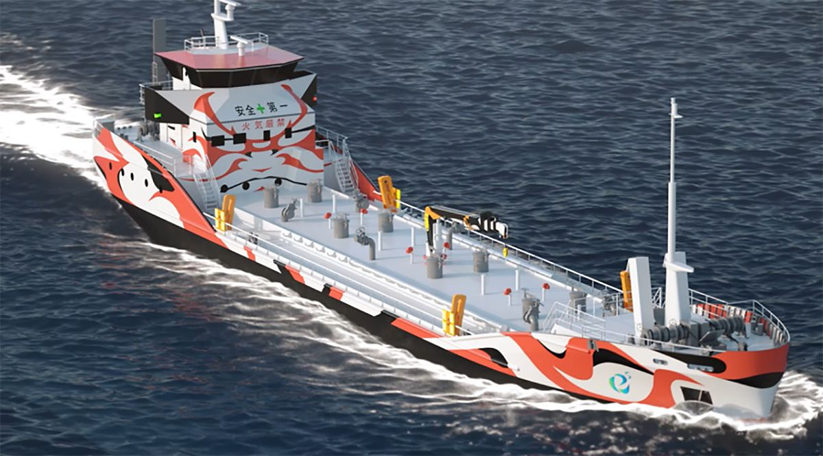 Battery-Powered Ships Next Up in Battle to Tackle Emissions