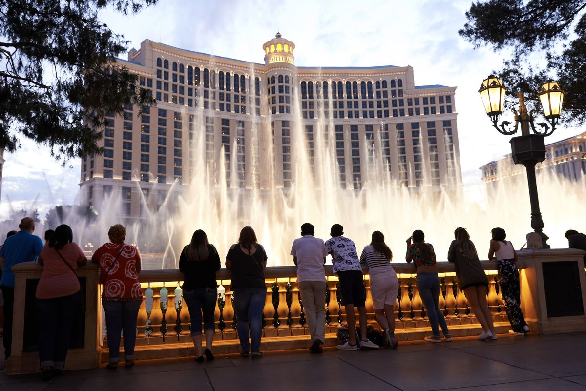 Blackstone Is in Talks to Buy the Bellagio and MGM Grand