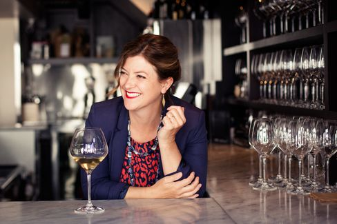 """Shelley Lindgren (wine director/owner of A16, San Francisco) on differences in approach: """"Women have more of an innate tendency to nurture the table in a friendly, relaxed, smiley demeanor. Men can say the same thing but with more oomph—they have deeper voices, firmer handshakes, hug less."""""""