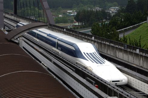 Rail's Cash-Flow King Stakes $62 Billion on Tokyo
