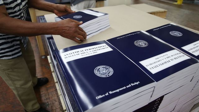 Trump's $4T budget arrives on Capitol Hill