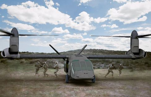 The V-280 Helicopter