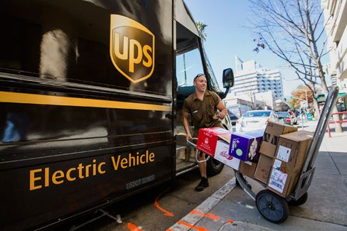A UPS-FedEx Dilemma: The Box Doesn't Need to Be There Overnight