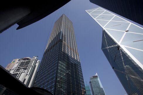 BofA Said to Consider New Hong Kong Lease as Vacancies Rise