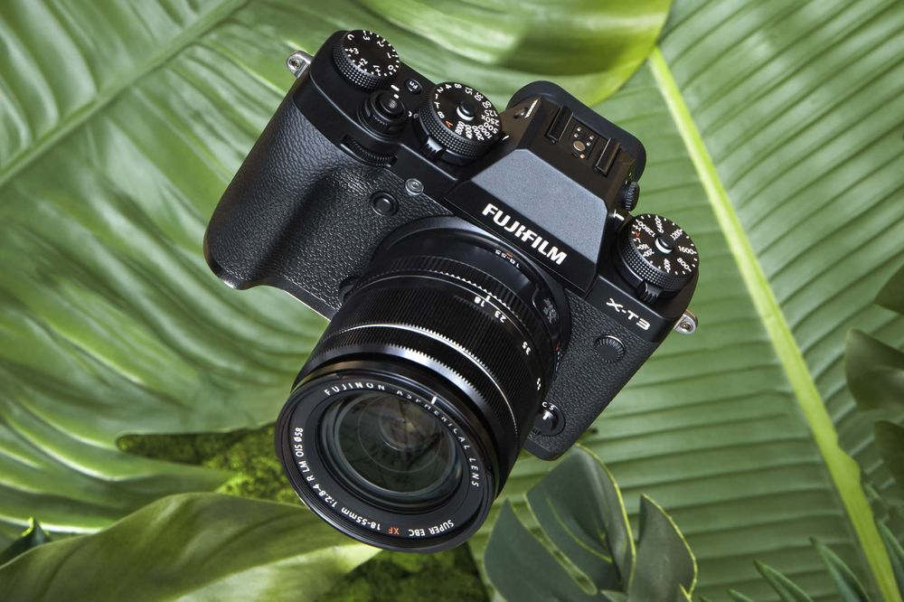 A Mirrorless Camera That Will Supplement Your Smartphone