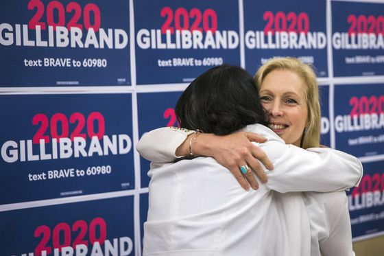 Kirsten Gillibrand Drops Out of Democratic Presidential Contest