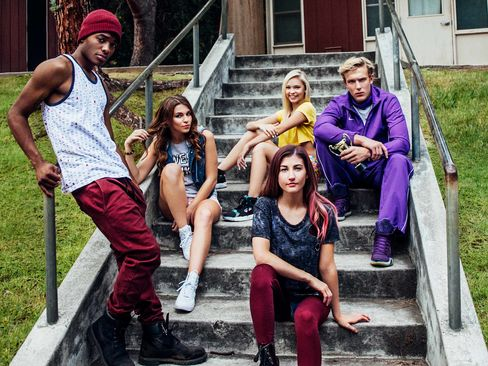 Dance Camp, from AwesomenessTV, is one of several original series that premiered on YouTube Red on Feb. 10.