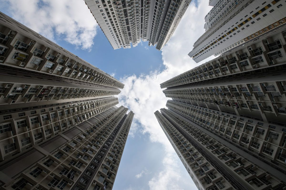 Hong Kong Home Prices Look Immune to Protests