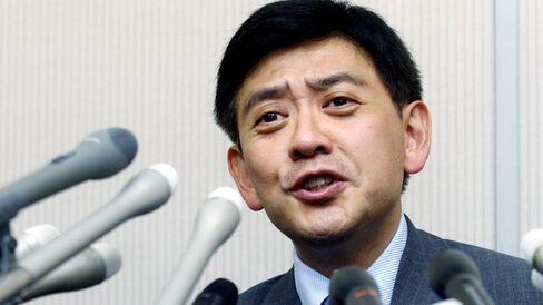 Fund manager Yoshiaki Murakami.