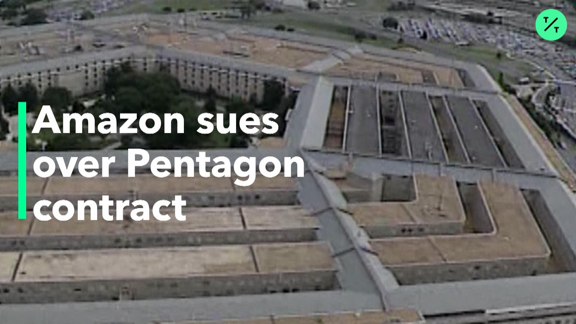 Amazon's JEDI Contract Fight