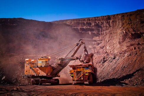 Operations At Anglo American Plc's Kumba Iron Ore Ltd. Mine