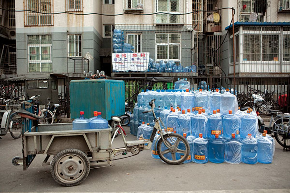 Chinas unsafe water is nestls opportunity bloomberg biocorpaavc
