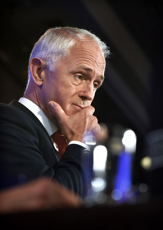 Australia's Leader May Face Challenge as Poll Support Falls