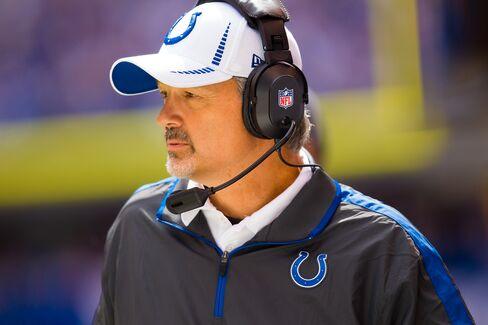 Colts' Pagano Won't Coach This Season Due to Leukemia Diagnosis