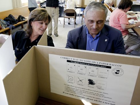 Republican Candidate for Governor Carl Paladino