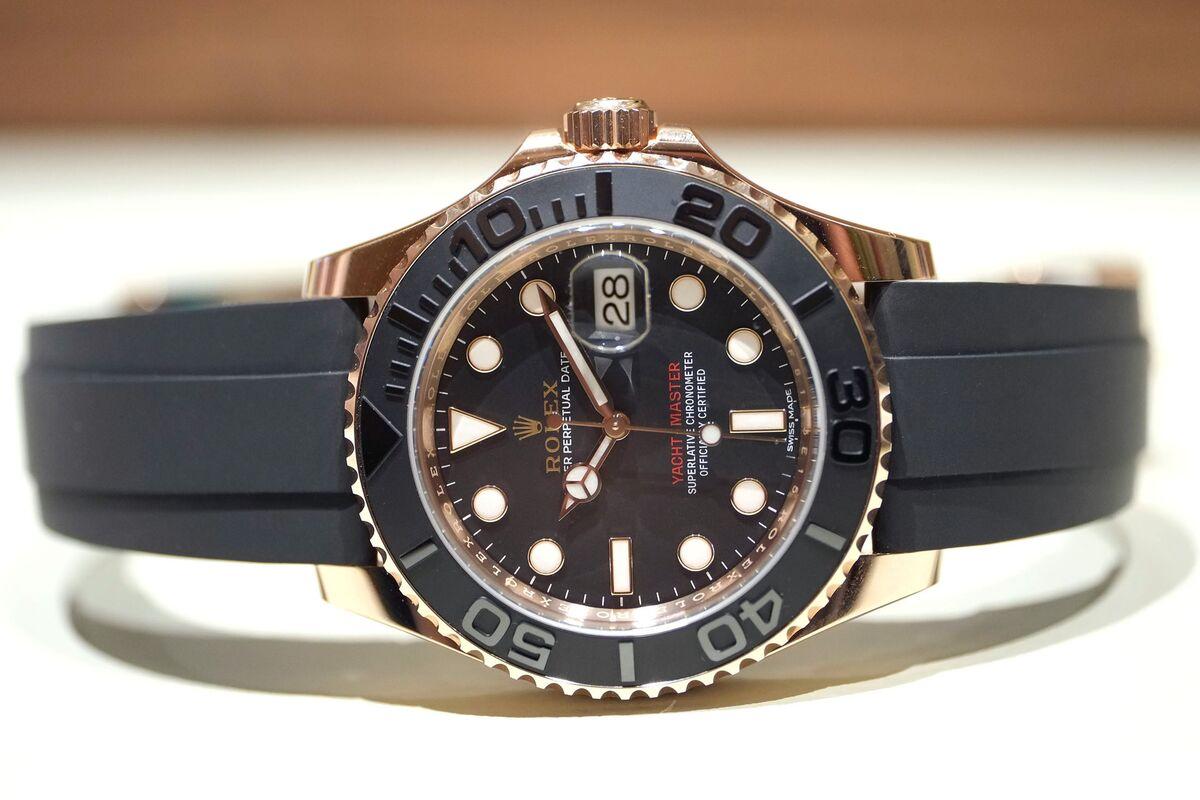 Rolex Oysterflex Bracelet Reimagines The Rubber Strap