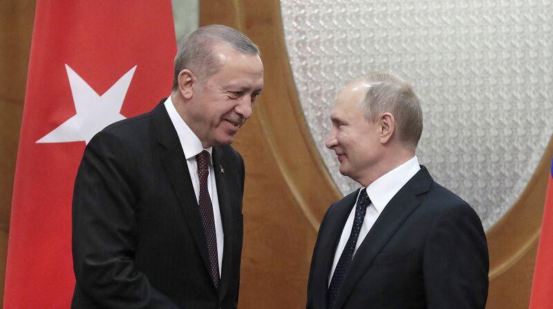 Η Τουρκία έχει εγκαταλείψει τη Δύση. Στα τσακίδια!