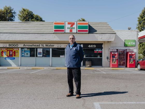 The War Inside 7-Eleven
