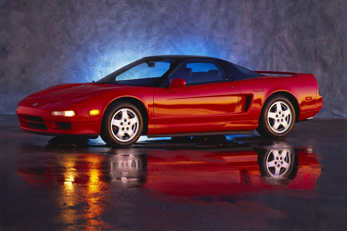 The Classic Acura Nsx Is A Better Investment Than The Dow Bloomberg