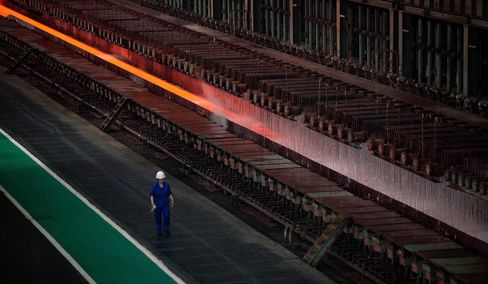 China Steel Growth Has Flattened as Economy Shifts