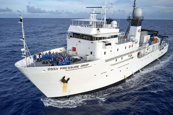 You Can Now Ride a Submarine to the Deepest Point on Earth