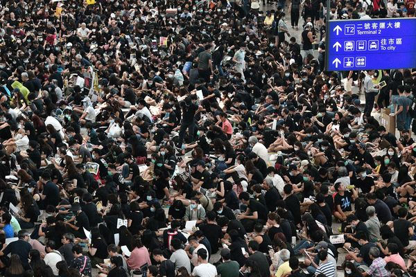 relates to Hong Kong's Massive Protests Raise Ominous Questions About 2047