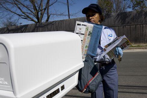 Postal Service Sees $14.1 Billion Loss on Mail Volumes