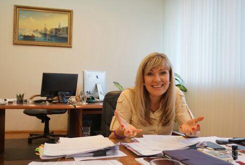 Irina Nikitina