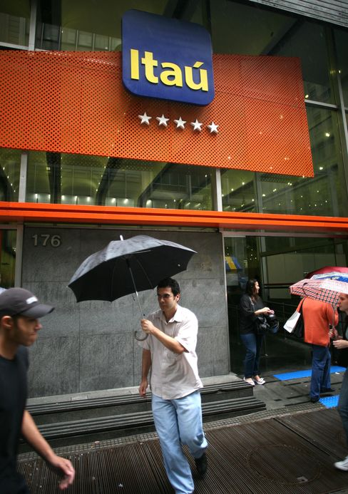 Itau in Wage Fight as Rousseff Targets Profits: Corporate Brazil