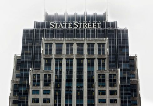 Depositors Fleeing Euro Get Negative Rates at State Street, BNY