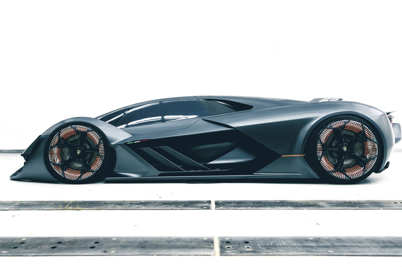 Lamborghini Unveils A Self Healing Electric Supercar Governors