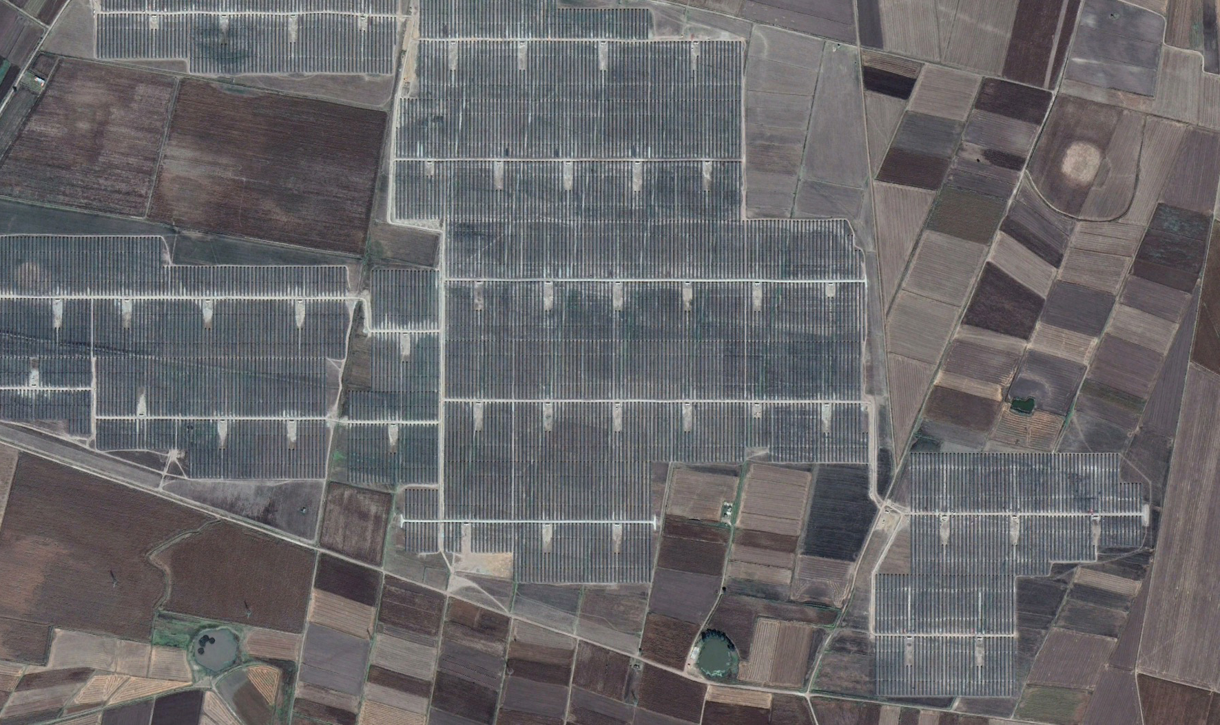 Super-Size Solar Farms Are Taking Over the World