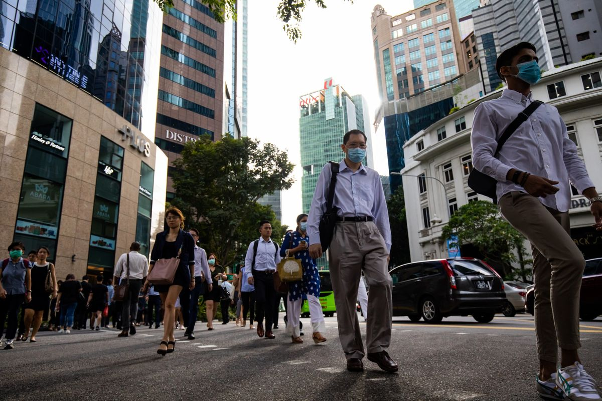 Singapore Plans Strong Budget Stimulus to Counter Virus Threat