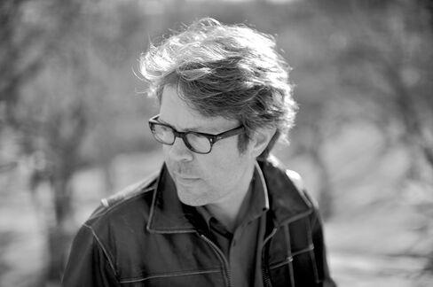 Author Jonathan Franzen
