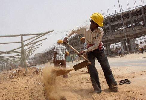 India's Economy Expands Faster-Than-Estimated 8.9%