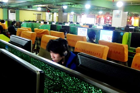 Where Did China's Web Traffic Really Go?