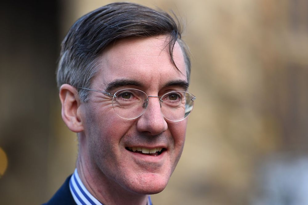 Jacob Rees-Mogg Is a Nightmare for Britain's Bosses