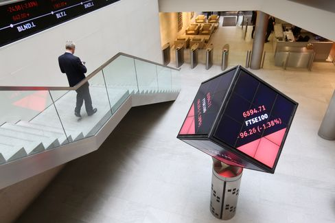 Inside The London Stock Exchange Group Plc As Borse Dubai Ltd. Sells Entire Stake For $2.1 Billion