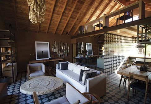 Bruma, one of Valle's first chic stays.